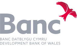 The Development Bank of Wales Logo