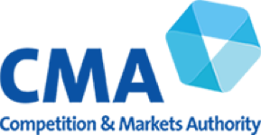 CMA (Competition & Markets Authority) Logo