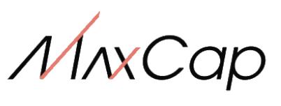 MaxCap Logo